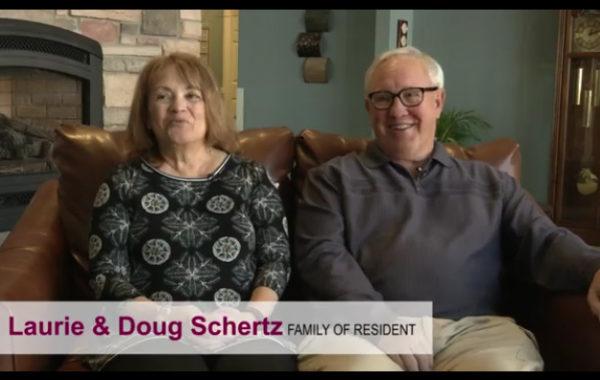 Assisted Living Laurie & Doug